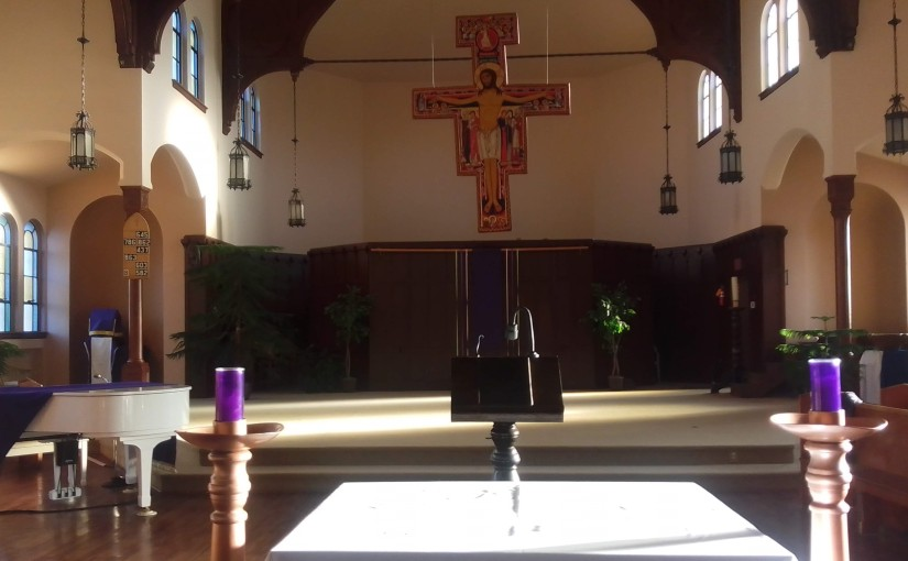 Craig's Corner – Reflection for Palm Sunday