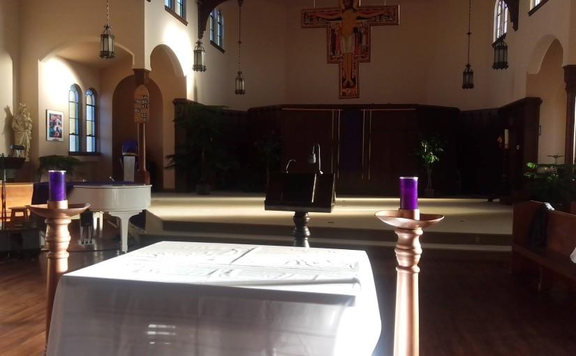 Lenten Reflection – 3rd Sunday ofLent